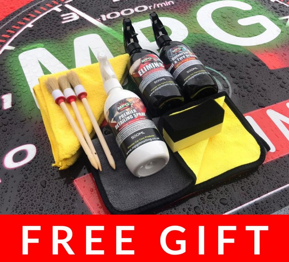 Free detailing kit if you get a remap in November 2020