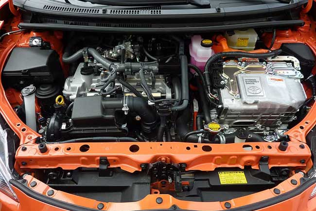 Clean and detail your engine and engine bay
